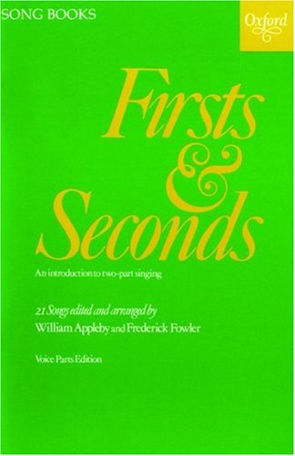 9780193301498: Firsts and Seconds: Melody