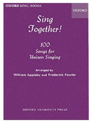 9780193301559: Sing Together: Melody edition