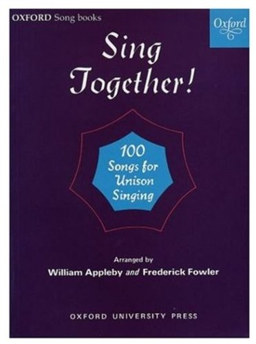 9780193301566: Sing Together: Piano score (Oxford Songbooks)