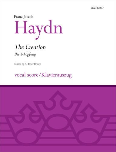 9780193354715: The Creation (Die Schöpfung): Vocal score (Classic Choral Works)