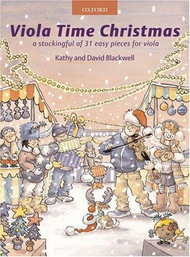9780193355682: Viola Time Christmas