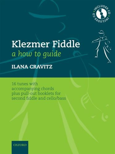 9780193355842: Klezmer fiddle: a how-to guide: 16 Tunes with Accompanying Chords, Plus Pull-out Booklets for Second Fiddle and Cello/bass