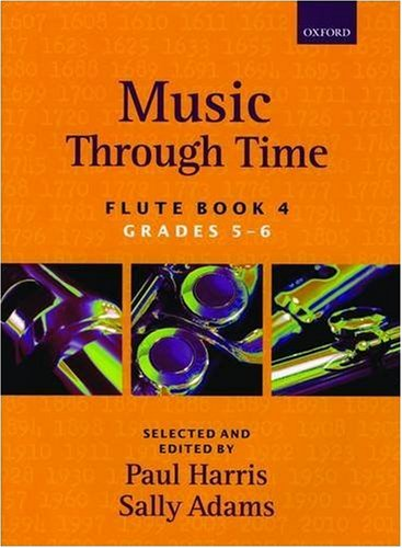 9780193355897: Music through Time Flute Book 4