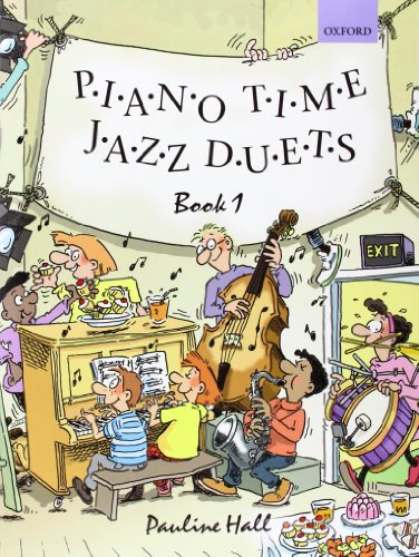 9780193355972: Piano Time Jazz Duets Book 1: Bk. 1