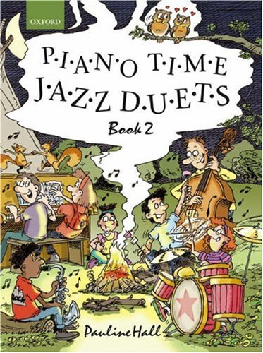 9780193355989: Piano Time Jazz Duets Book 2