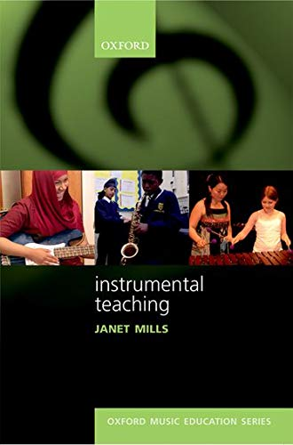 9780193359086: Instrumental Teaching (Oxford Music Education)