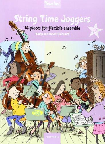 9780193359161: String Time Joggers Teacher's pack: 14 pieces for flexible ensemble