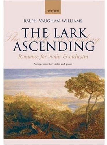 9780193360099: The Lark Ascending: Romance for violin and orchestra: For Solo Violin and Orchestra or Piano