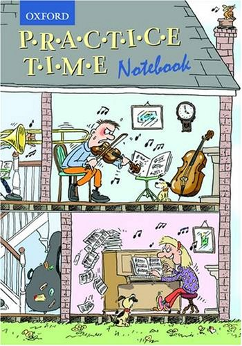 9780193361836: Practice Time Notebook: Pack of 10 copies