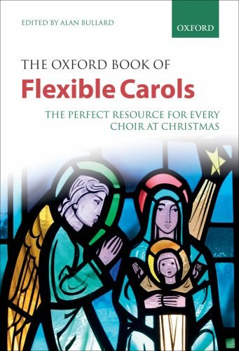 9780193364639: The Oxford Book of Flexible Carols: Spiral-bound paperback