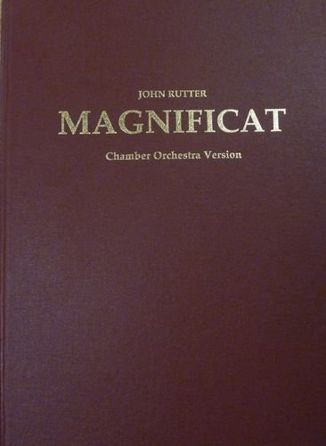9780193364776: Magnificat: Full score - chamber version