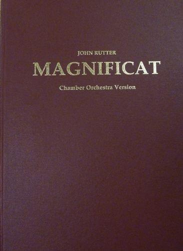 9780193364776: Magnificat: Full score - chamber version
