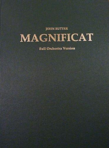 9780193364783: Magnificat: Full Score - Orchestral Version