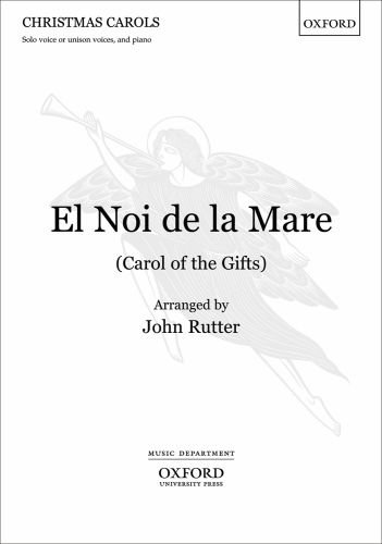 9780193365537: El Noi de la Mare (Carol of the Gifts)