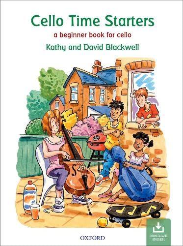 9780193365834: Cello Time Starters + CD: A beginner book for cello
