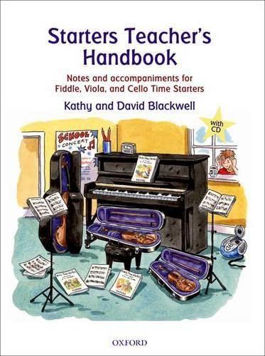 9780193365858: The String-Time Teacher's Handbook: Creative ideas for teachers of starter strings - violin, viola, cello (All String Time)