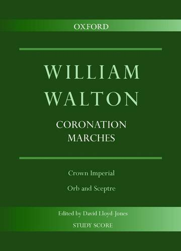 9780193366138: Coronation Marches: Crown Imperial & Orb and Sceptre