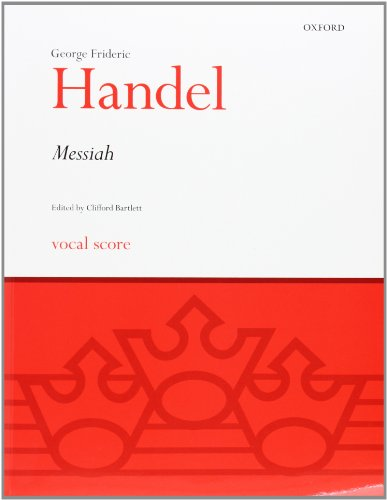 9780193366688: Messiah: Vocal score (Classic Choral Works)