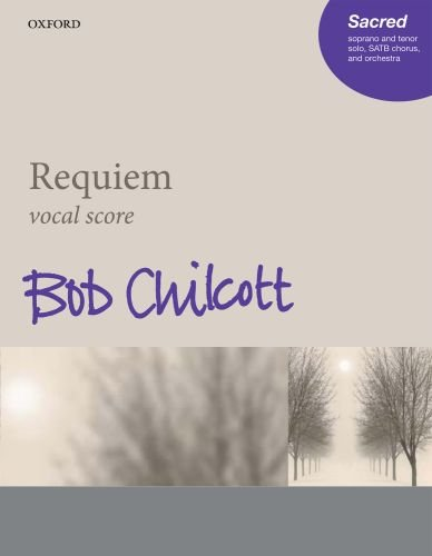 9780193366961: Requiem: Vocal score