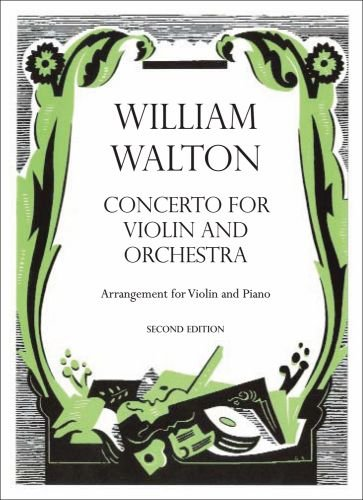 9780193367715: Violin Concerto: Violin and piano reduction (William Walton Edition)