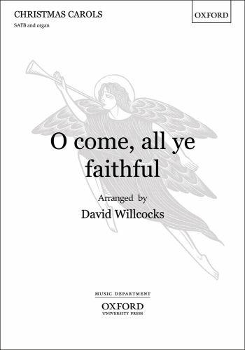 9780193368743: O come, all ye faithful: Vocal score