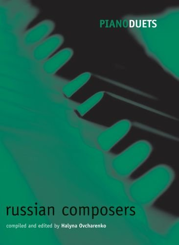 9780193369351: Piano Duets: Russian Composers (Piano Duets edited by Michael Aston)