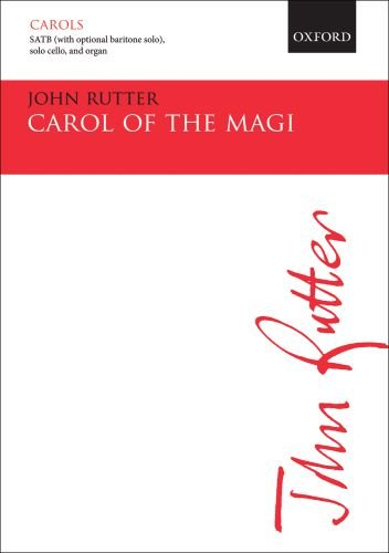 9780193370074: Carol of the Magi: Vocal score
