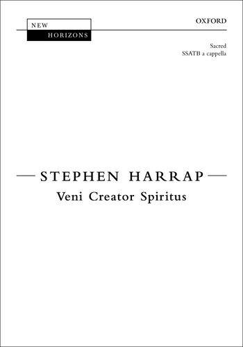 9780193375079: Veni Creator Spiritus: Vocal score (New Horizons)