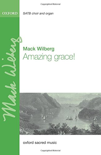 9780193375178: Amazing grace!: Vocal score