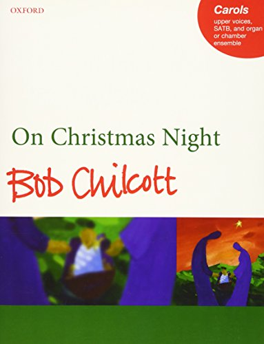 9780193375604: On Christmas Night: Vocal Score