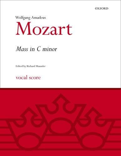 Mass in C minor: Vocal score (Classic