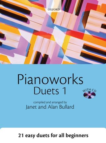 9780193378353: Pianoworks Duets 1 + CD