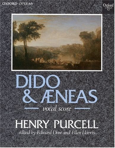 9780193378650: Dido and Aeneas: Vocal score