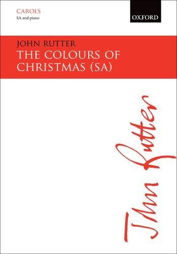 9780193379244: The Colours of Christmas: SA vocal score