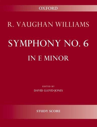 9780193379497: Symphony No. 6: Study score