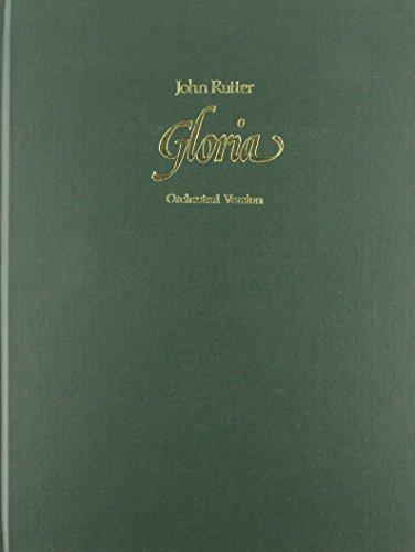 9780193380363: Gloria: Full score (orchestral version)
