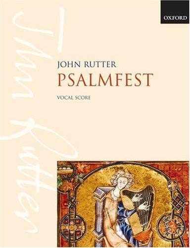 9780193380400: Psalmfest: Vocal score