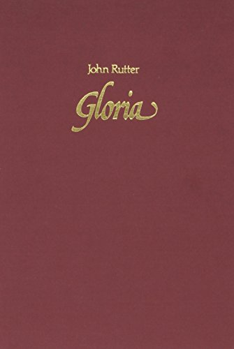 9780193380646: Gloria: Full score (brass and organ)