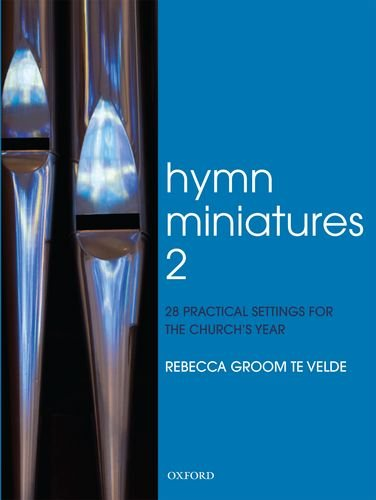 9780193381414: Hymn Miniatures 2: 28 practical settings for the church's year