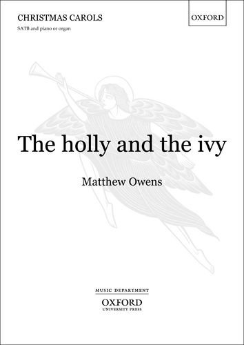 9780193382145: The holly and the ivy: Vocal score