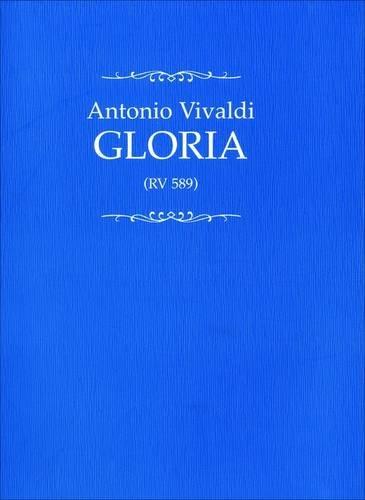 9780193384552: Gloria in D: Full score (Classic Choral Works)
