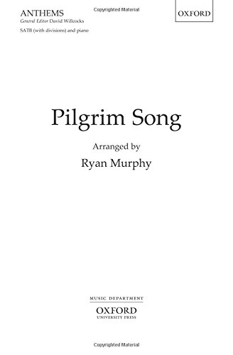 9780193385573: Pilgrim Song: Vocal score