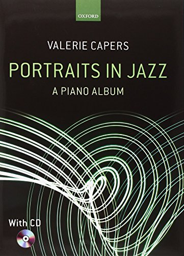 9780193385627: Portraits in Jazz: A piano album