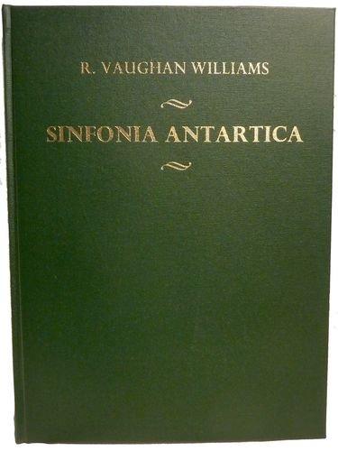 Sinfonia Antartica (Symphony No. 7): Full score