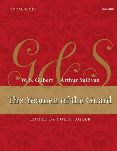 9780193389205: The Yeomen of the Guard: Vocal score