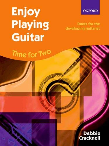 9780193390805: Enjoy Playing Guitar: Time for Two + CD: Duets for the developing guitarist
