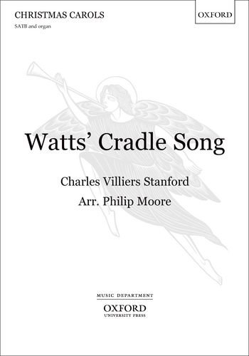 9780193393103: Watts' Cradle Song: SATB vocal score