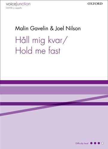 Hall mig kvar/Hold me fast (Sheet music): Nilson, Joel