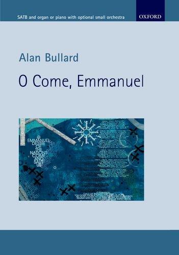 9780193397651: O Come, Emmanuel: Vocal score