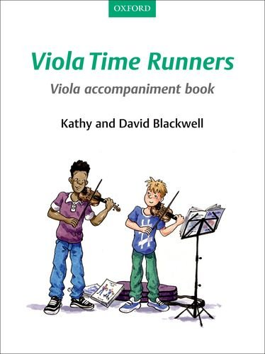 9780193398542: Viola Time Runners Viola Accompaniment Book